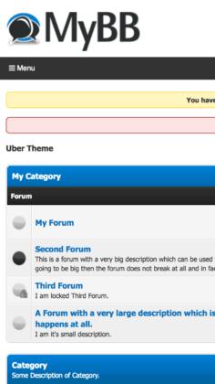 MyBB Community Forums - Tutorials