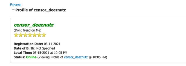[Image: Forums-Profile-of-censor-deeznutz.png]